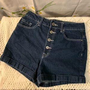 Urban outfitters BDG super high rise denim shorts